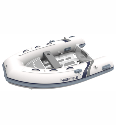 Highfield CL260 RIB boat for sale from Farndon Marina