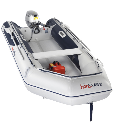 Honwave T38-IE2 Air V-Floor inflatable boat for sale