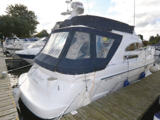 Sealine 360 Starboard Side