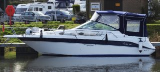 Sea Ray 270 Sundancer Dreamcatcher 1