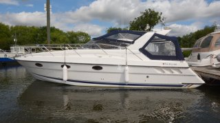 Fairline Targa 30-33 Moana Advert