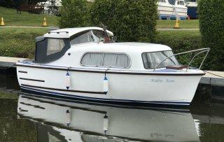 Seamaster 21 Rubie Ann Advert